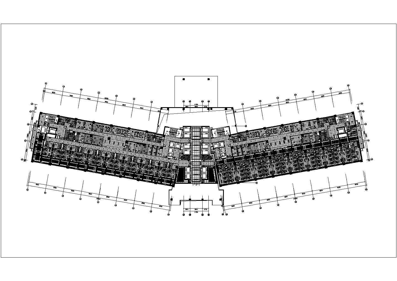 [安徽]23400�O五层大型医院应急照明系统设计图纸图片3