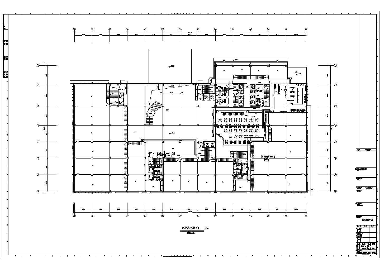 【内蒙古】大型商业综合楼暖通空调设计施工图图片1