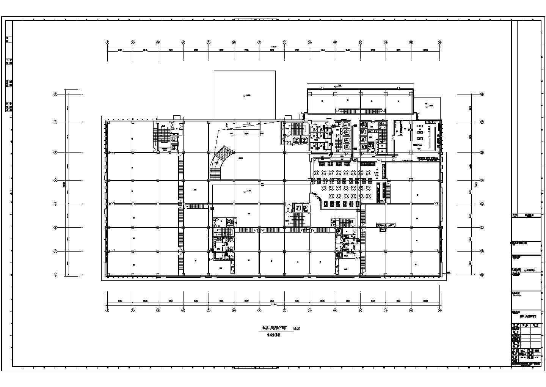 【内蒙古】大型商业综合楼暖通空调设计施工图图片2