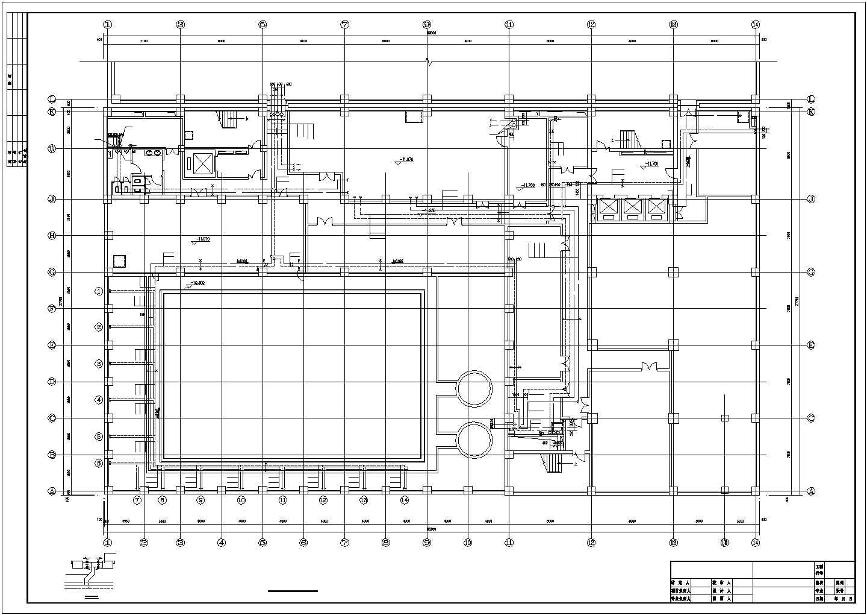 北京某56902�O十一层综合办公楼空调通风施工图图片2