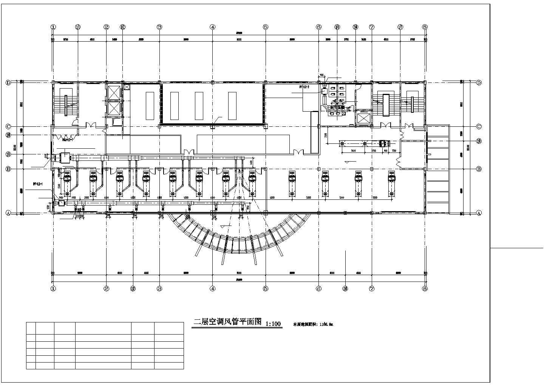 宜兴市某12864�O十层综合办公楼空调图纸图片1
