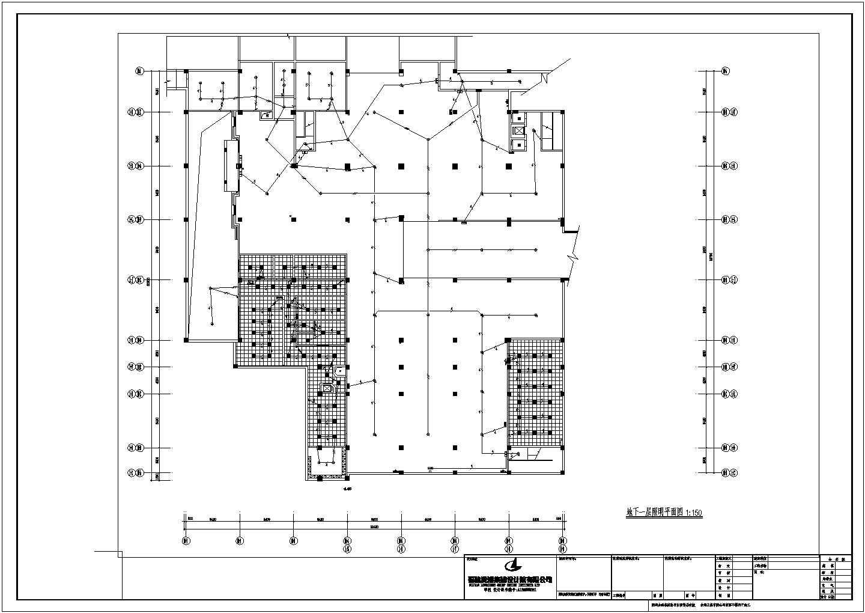 [浙江]某四层研发科技城强电系统施工图纸(含建筑立面图)图片3