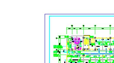 【河南】15733�O某十五层综合办公楼空调设计施工图纸图片1