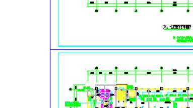 【河南】15733�O某十五层综合办公楼空调设计施工图纸图片2