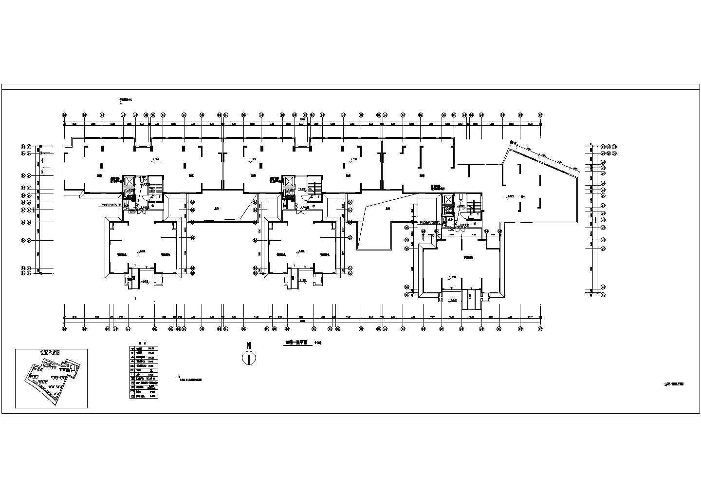 广东某18层小区智能化弱电系统图图片1