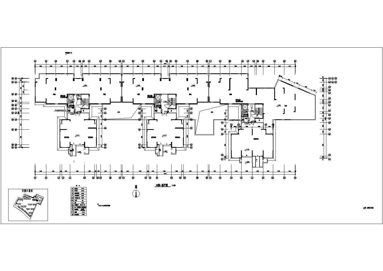 广东某18层小区智能化弱电系统图图片2