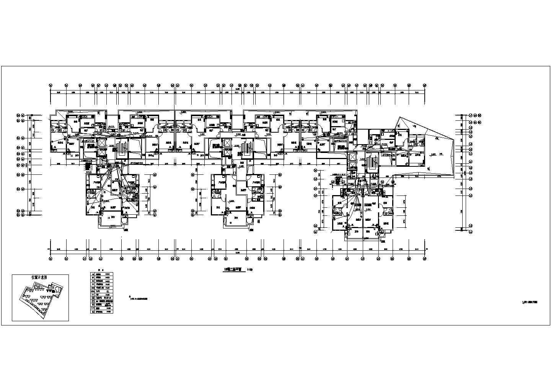 广东某18层小区智能化弱电系统图图片3