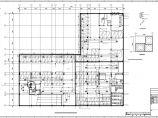 [上海]20000�O九层研发中心舒适性空调及通风设计施工图图片1
