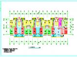 [新疆]3492�O住宅小区地板辐射采暖系统设计施工图图片1