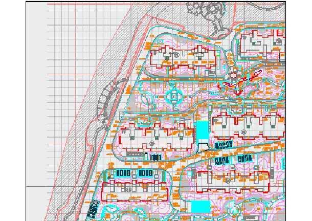 点击查看[杭州]小区园林植物配置设计施工图第1张大图