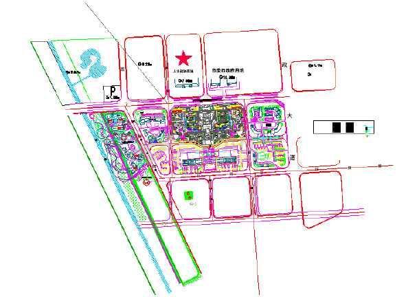 [河南许昌]城市公园园林植物配置设计施工图-图3