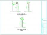 可视对讲系统及门禁系统安装大样图图片1