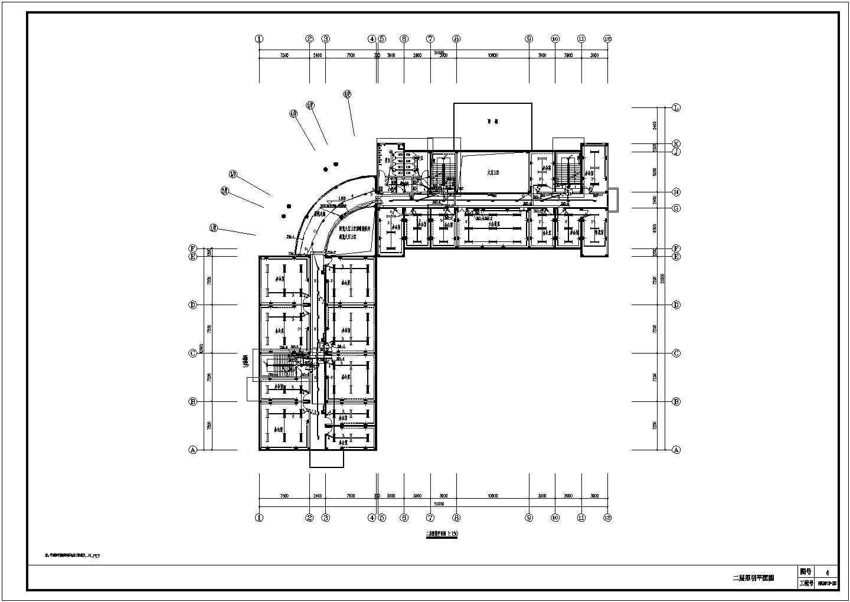 [云南]某8000�O五层厂房电施图(含车库)图片1