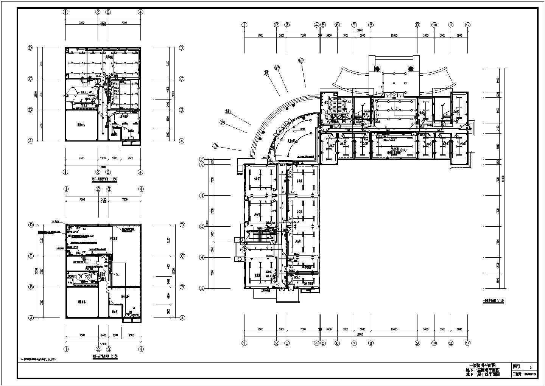[云南]某8000�O五层厂房电施图(含车库)图片3
