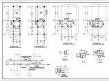 某六层框架商场加电梯改造工程施工图(共4张图)图片3