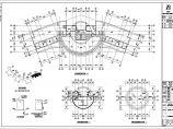 某地上三十四层住宅小区给排水图纸(地下一层)图片1