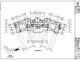 某地上三十四层住宅小区给排水图纸(地下一层)图片2