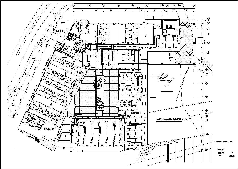 某47008�O九层综合办公楼空调通风图纸图片3