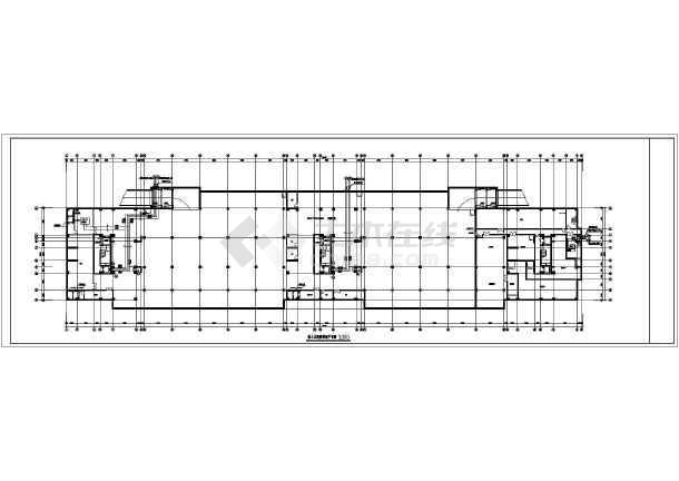 某40000㎡地上十八层住宅采暖通风全套图纸-图1