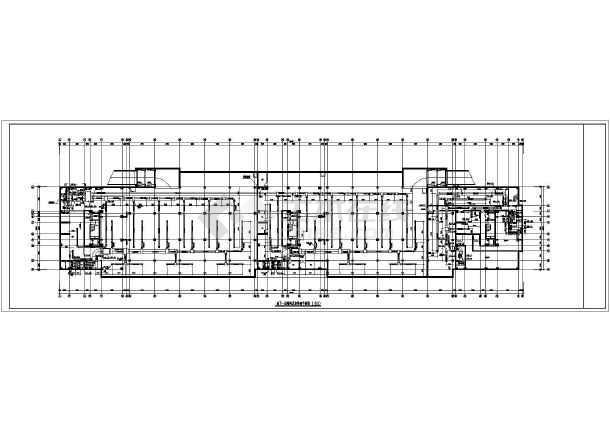 某40000㎡地上十八层住宅采暖通风全套图纸-图2