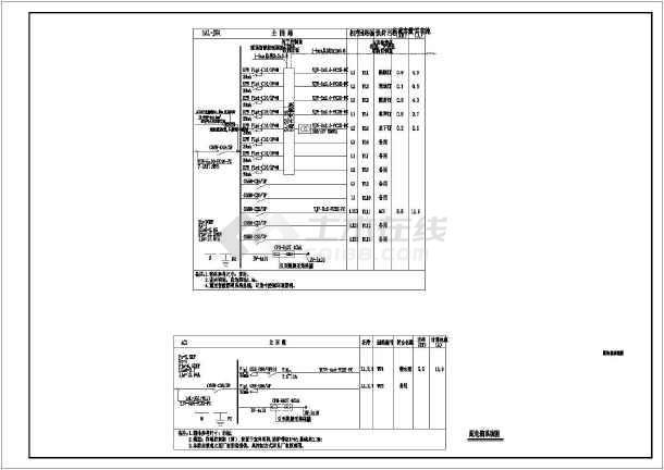 [泉州]宾馆庭院园林景观工程施工图-图1