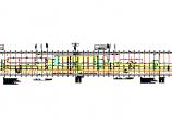 某二层地铁车站主体结构设计图图片3