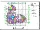 [上海]某地上二十四层住宅项目地板辐射采暖系统竣工图图片1