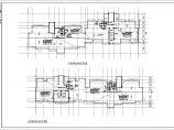 银川某22590�O地上十八层商住楼采暖图纸(地板辐射采暖系统)图片1
