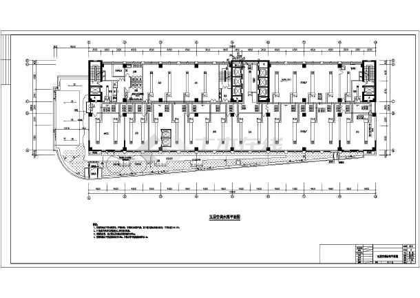 点击查看深圳某大厦暖通空调施工图(含设计说明)第1张大图
