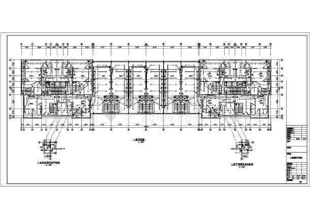 点击查看长春市某三十层住宅电气施工图(一级负荷)第1张大图