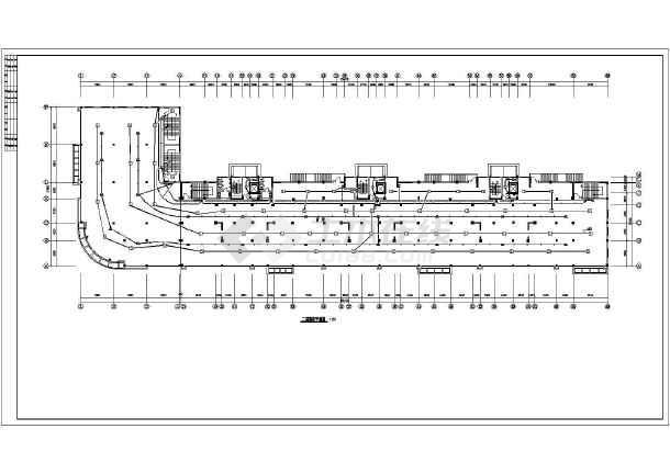 某地上三层住宅楼电气施工图(三级负荷,第三类防雷)-图3