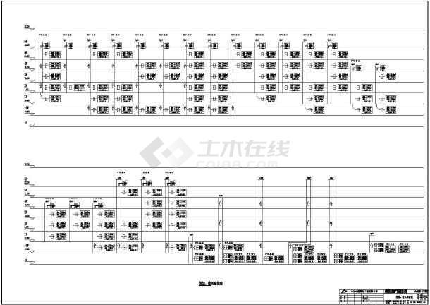 某二十六层广场建筑全套暖通施工图纸及方案-图1