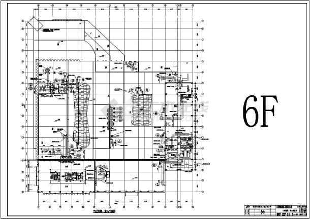 某二十六层广场建筑全套暖通施工图纸及方案-图2