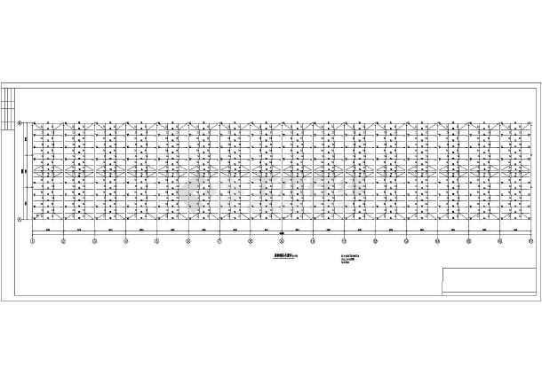 某钢结构厂房图纸-图3