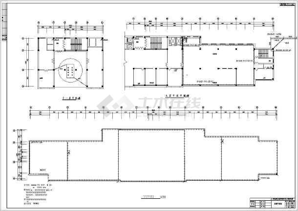 点击查看【吉林】某十一层医院电气设计施工图第1张大图