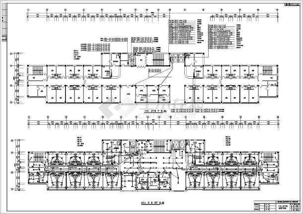 【吉林】某十一层医院电气设计施工图-图2