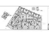 [成都]地下一层保障性住房地下室结构施工图图片3