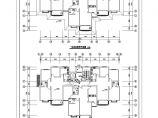 某高层住宅电气施工图(低压配电系统照明,防雷接地系统;电话系统;电视系统.宽带系统,门禁系统.)图片2