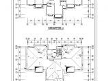 某高层住宅电气施工图(低压配电系统照明,防雷接地系统;电话系统;电视系统.宽带系统,门禁系统.)图片3