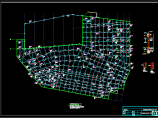 [湖北]二层造型独特艺术博物馆建筑及结构施工图(含钢结构计算书计算模型)图片3