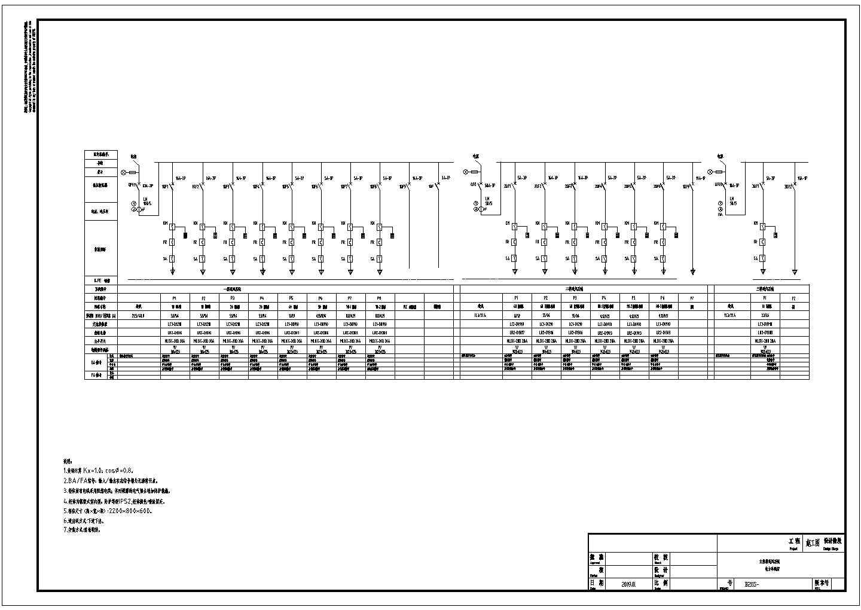 某500kV换流站空调自控系统深化设计图纸图片2