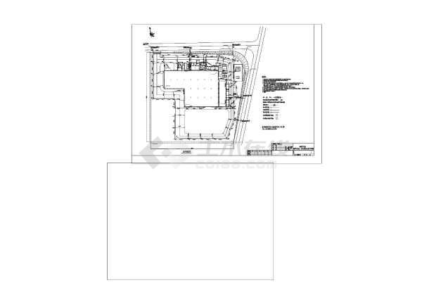 某钢制所室外给排水设计图-图二