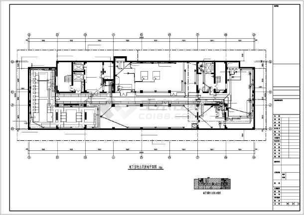 点击查看[山东]20150㎡九层三甲医院综合建筑电气设计全套图纸92张第2张大图