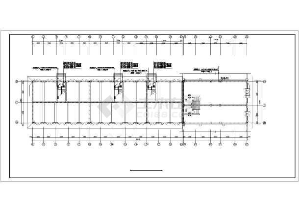 点击查看某6层单元式住宅电气全套图纸第1张大图