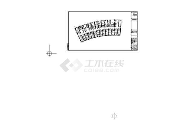 [内蒙古]58803.85㎡二十层财富广场5星级高层酒店电气全套施工图(知名大院设计)-图一
