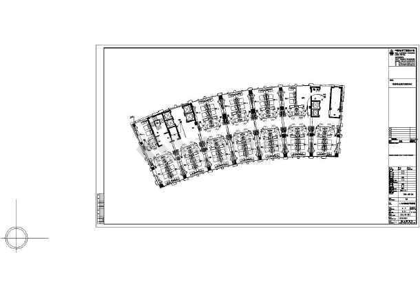 点击查看[内蒙古]58803.85㎡二十层财富广场5星级高层酒店电气全套施工图(知名大院设计)第2张大图
