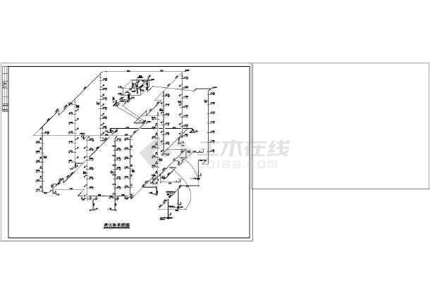 点击查看广东某多层停车库给排水设计图(含设计说明)第2张大图