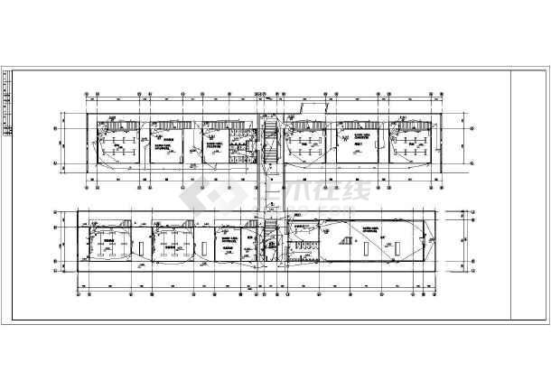 点击查看某学院艺术专业教学楼电气图纸第1张大图