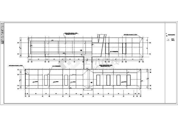 某学院艺术专业教学楼电气图纸-图3