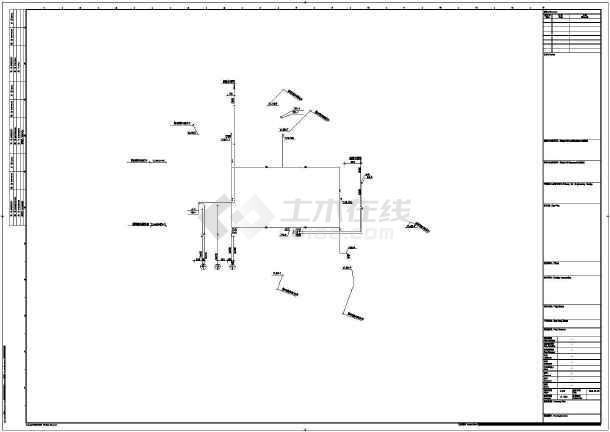 点击查看[上海]五万平米地块给排水消防完整施工图设计(大院设计)第1张大图